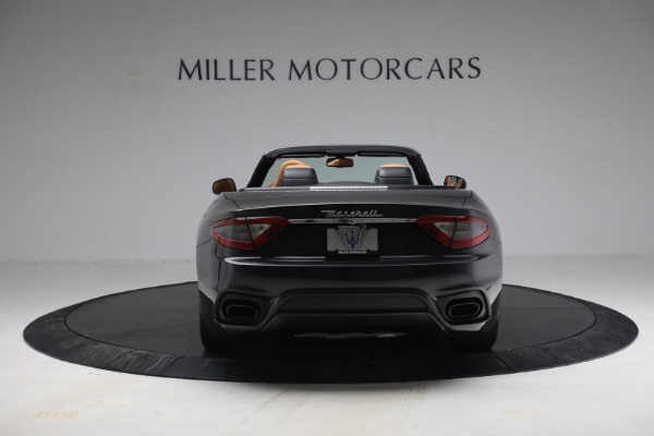Used 2018 Maserati GranTurismo Sport for sale Call for price at Rolls-Royce Motor Cars Greenwich in Greenwich CT 06830 6