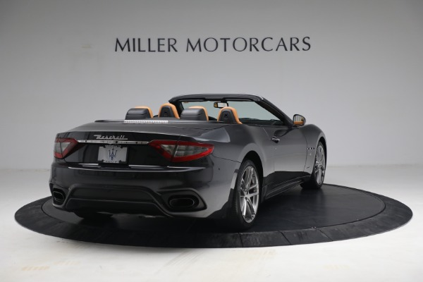 Used 2018 Maserati GranTurismo Sport for sale Call for price at Rolls-Royce Motor Cars Greenwich in Greenwich CT 06830 7