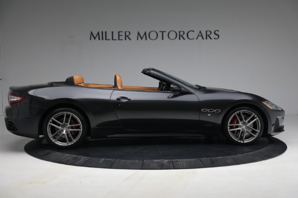 Used 2018 Maserati GranTurismo Sport for sale Call for price at Rolls-Royce Motor Cars Greenwich in Greenwich CT 06830 9