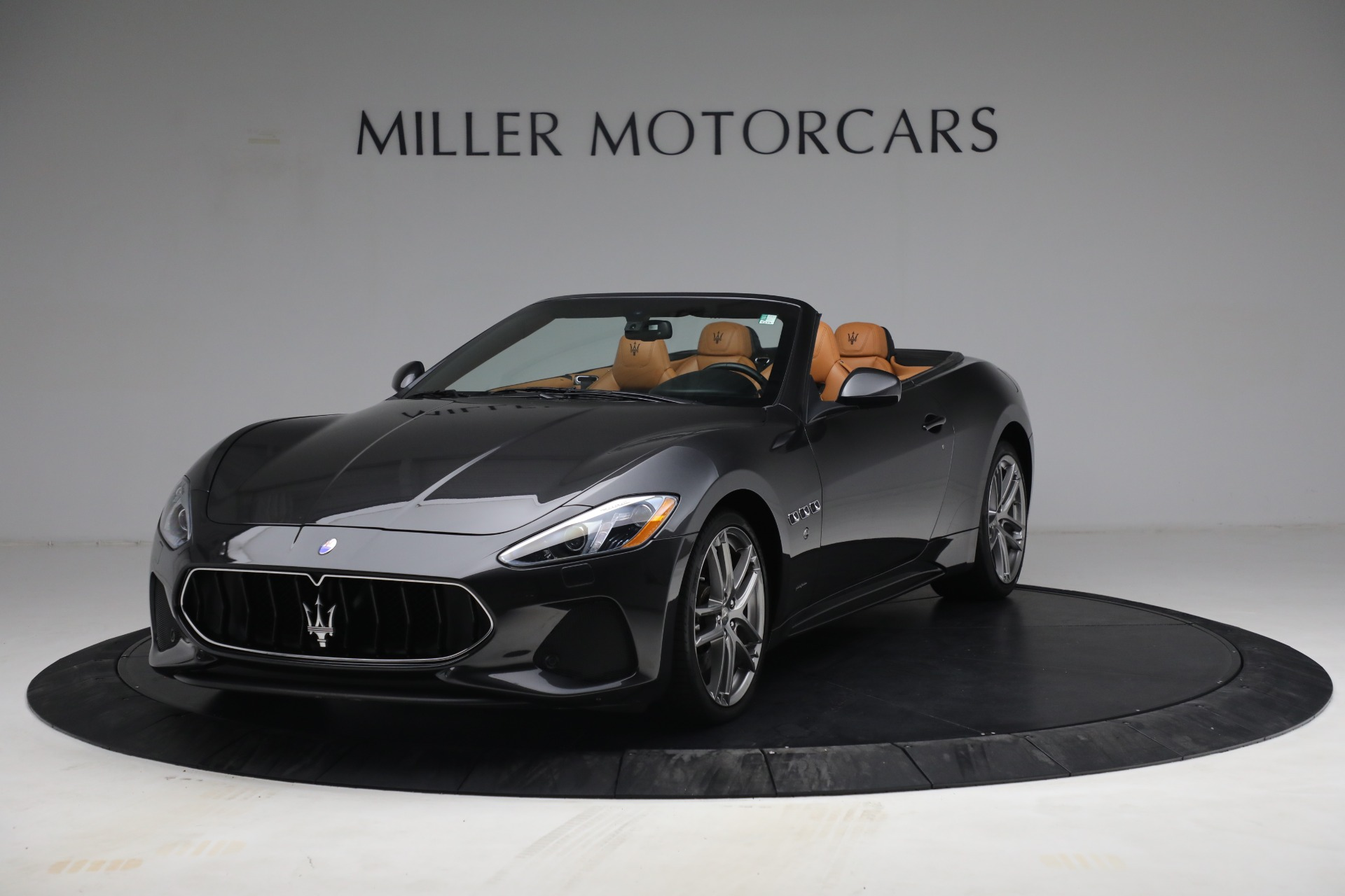 Used 2018 Maserati GranTurismo Sport for sale Call for price at Rolls-Royce Motor Cars Greenwich in Greenwich CT 06830 1