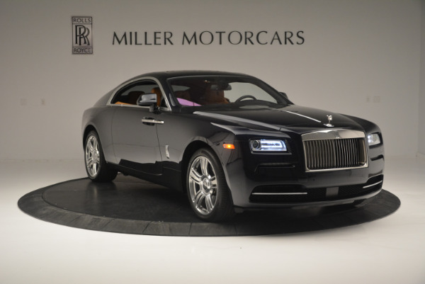 Used 2014 Rolls-Royce Wraith for sale Sold at Rolls-Royce Motor Cars Greenwich in Greenwich CT 06830 11