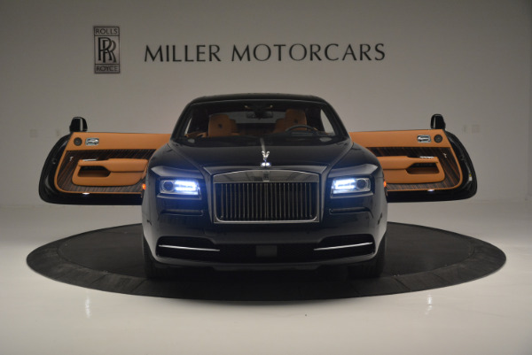 Used 2014 Rolls-Royce Wraith for sale Sold at Rolls-Royce Motor Cars Greenwich in Greenwich CT 06830 13