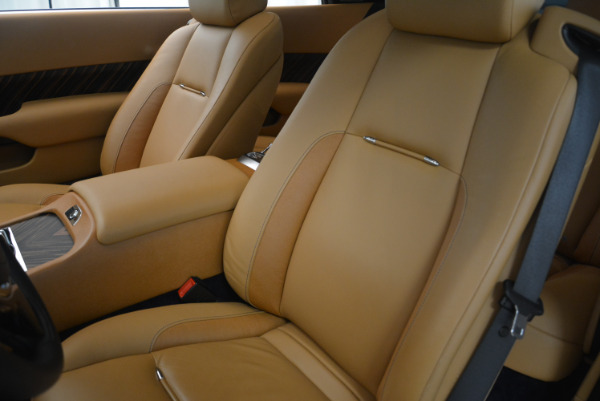 Used 2014 Rolls-Royce Wraith for sale Sold at Rolls-Royce Motor Cars Greenwich in Greenwich CT 06830 22