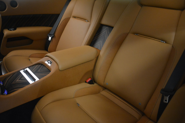 Used 2014 Rolls-Royce Wraith for sale Sold at Rolls-Royce Motor Cars Greenwich in Greenwich CT 06830 25