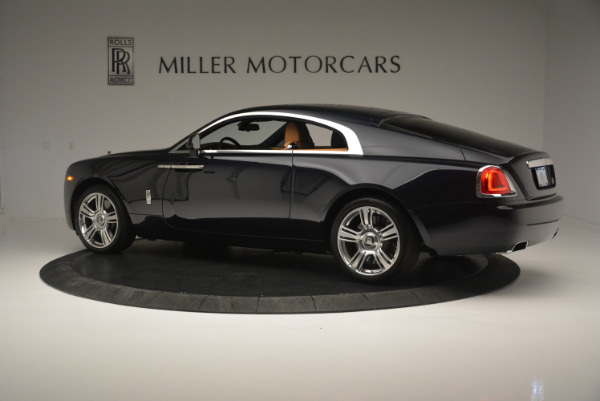 Used 2014 Rolls-Royce Wraith for sale Sold at Rolls-Royce Motor Cars Greenwich in Greenwich CT 06830 4