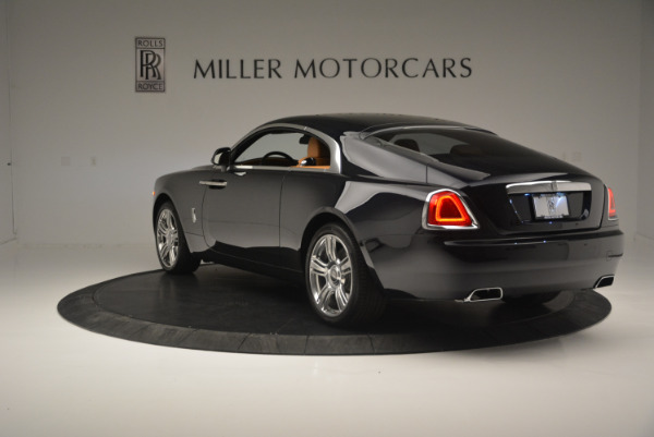 Used 2014 Rolls-Royce Wraith for sale Sold at Rolls-Royce Motor Cars Greenwich in Greenwich CT 06830 5