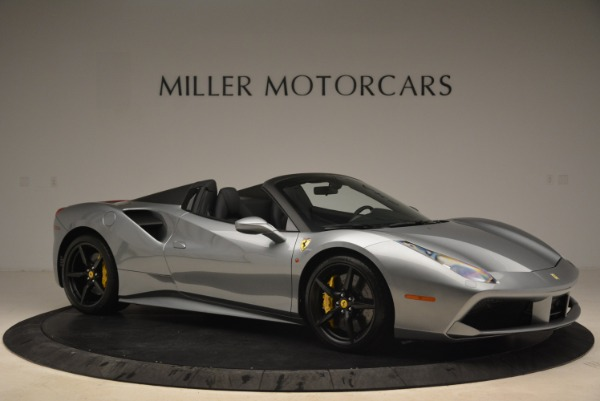 Used 2018 Ferrari 488 Spider for sale Sold at Rolls-Royce Motor Cars Greenwich in Greenwich CT 06830 10