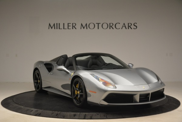 Used 2018 Ferrari 488 Spider for sale $274,900 at Rolls-Royce Motor Cars Greenwich in Greenwich CT 06830 11