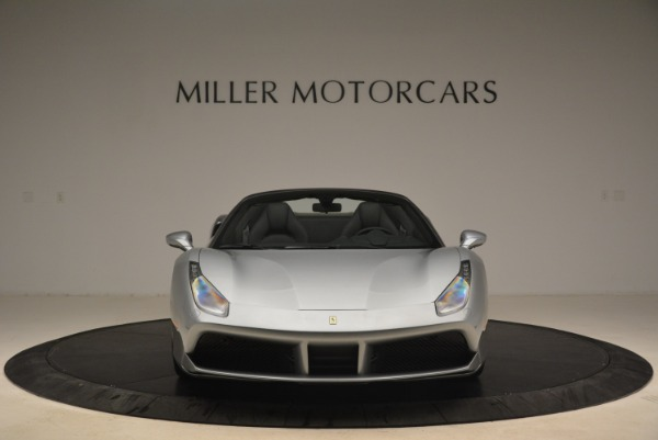 Used 2018 Ferrari 488 Spider for sale $274,900 at Rolls-Royce Motor Cars Greenwich in Greenwich CT 06830 12