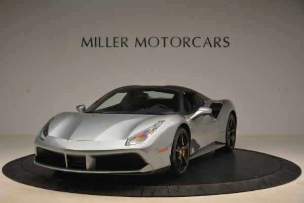 Used 2018 Ferrari 488 Spider for sale $274,900 at Rolls-Royce Motor Cars Greenwich in Greenwich CT 06830 13