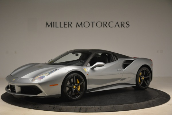 Used 2018 Ferrari 488 Spider for sale $274,900 at Rolls-Royce Motor Cars Greenwich in Greenwich CT 06830 14