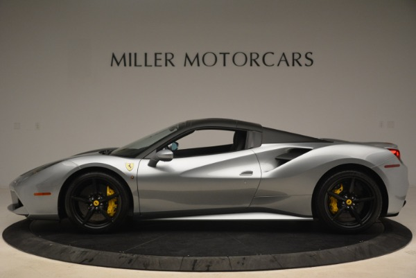 Used 2018 Ferrari 488 Spider for sale $274,900 at Rolls-Royce Motor Cars Greenwich in Greenwich CT 06830 15