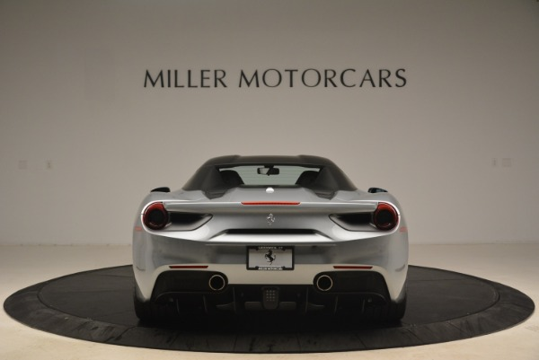 Used 2018 Ferrari 488 Spider for sale $274,900 at Rolls-Royce Motor Cars Greenwich in Greenwich CT 06830 18