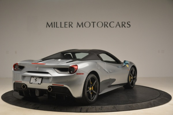Used 2018 Ferrari 488 Spider for sale $274,900 at Rolls-Royce Motor Cars Greenwich in Greenwich CT 06830 19