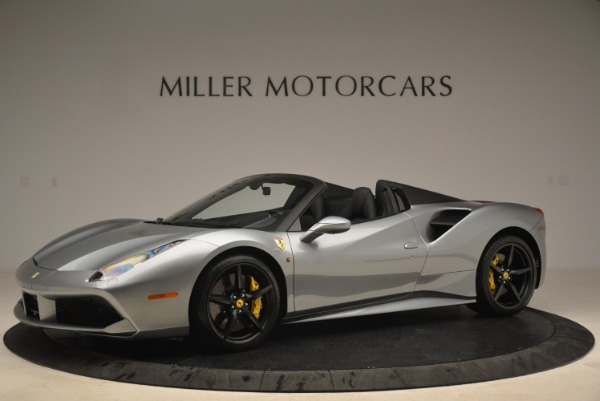 Used 2018 Ferrari 488 Spider for sale Sold at Rolls-Royce Motor Cars Greenwich in Greenwich CT 06830 2