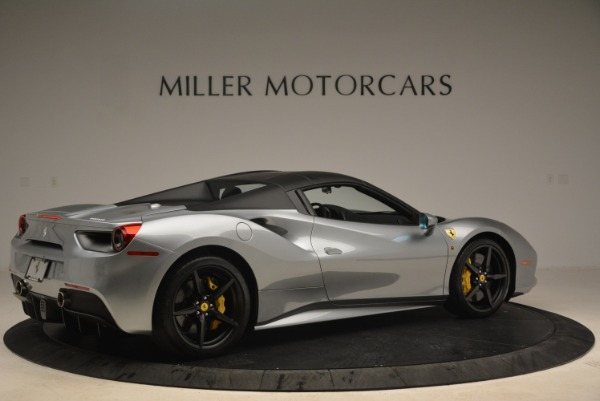Used 2018 Ferrari 488 Spider for sale $274,900 at Rolls-Royce Motor Cars Greenwich in Greenwich CT 06830 20