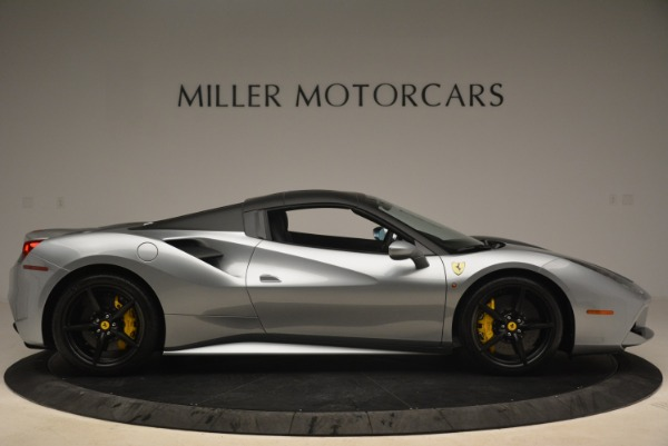 Used 2018 Ferrari 488 Spider for sale $274,900 at Rolls-Royce Motor Cars Greenwich in Greenwich CT 06830 21