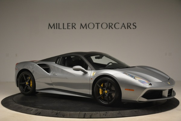 Used 2018 Ferrari 488 Spider for sale $274,900 at Rolls-Royce Motor Cars Greenwich in Greenwich CT 06830 22