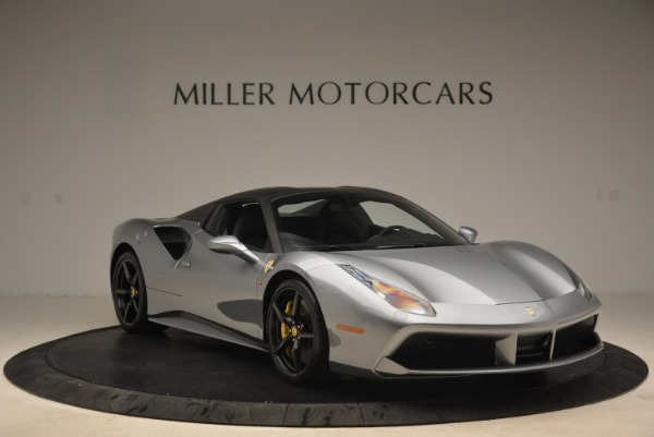 Used 2018 Ferrari 488 Spider for sale $274,900 at Rolls-Royce Motor Cars Greenwich in Greenwich CT 06830 23
