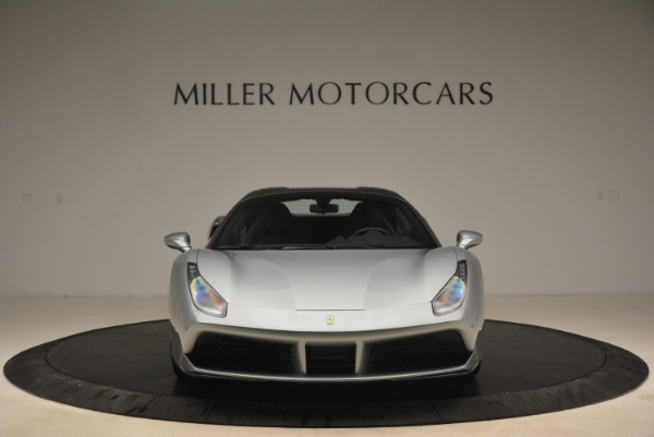 Used 2018 Ferrari 488 Spider for sale $274,900 at Rolls-Royce Motor Cars Greenwich in Greenwich CT 06830 24