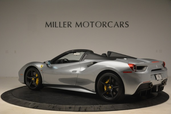 Used 2018 Ferrari 488 Spider for sale $274,900 at Rolls-Royce Motor Cars Greenwich in Greenwich CT 06830 4
