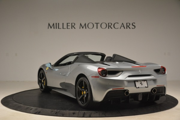 Used 2018 Ferrari 488 Spider for sale $274,900 at Rolls-Royce Motor Cars Greenwich in Greenwich CT 06830 5