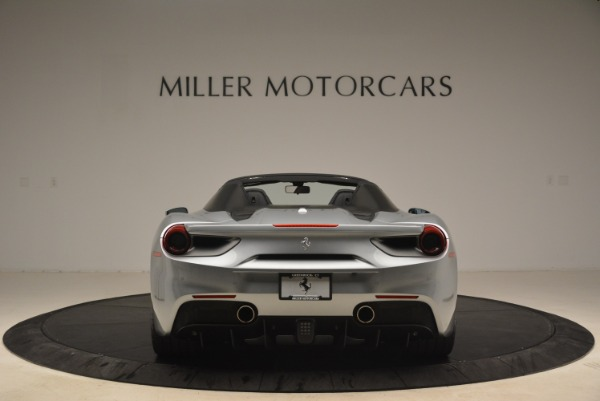 Used 2018 Ferrari 488 Spider for sale $274,900 at Rolls-Royce Motor Cars Greenwich in Greenwich CT 06830 6