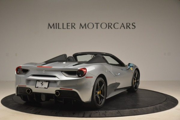 Used 2018 Ferrari 488 Spider for sale $274,900 at Rolls-Royce Motor Cars Greenwich in Greenwich CT 06830 7