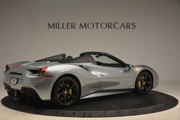 Used 2018 Ferrari 488 Spider for sale $274,900 at Rolls-Royce Motor Cars Greenwich in Greenwich CT 06830 8