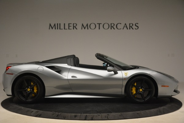 Used 2018 Ferrari 488 Spider for sale $274,900 at Rolls-Royce Motor Cars Greenwich in Greenwich CT 06830 9