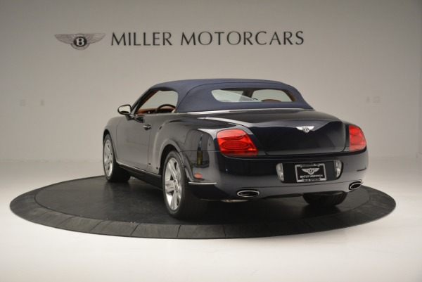 Used 2008 Bentley Continental GTC GT for sale Sold at Rolls-Royce Motor Cars Greenwich in Greenwich CT 06830 15