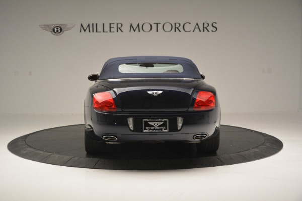 Used 2008 Bentley Continental GTC GT for sale Sold at Rolls-Royce Motor Cars Greenwich in Greenwich CT 06830 16