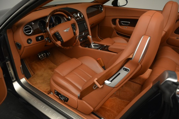 Used 2008 Bentley Continental GTC GT for sale Sold at Rolls-Royce Motor Cars Greenwich in Greenwich CT 06830 25