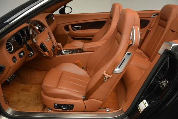 Used 2008 Bentley Continental GTC GT for sale Sold at Rolls-Royce Motor Cars Greenwich in Greenwich CT 06830 26