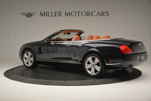 Used 2008 Bentley Continental GTC GT for sale Sold at Rolls-Royce Motor Cars Greenwich in Greenwich CT 06830 3