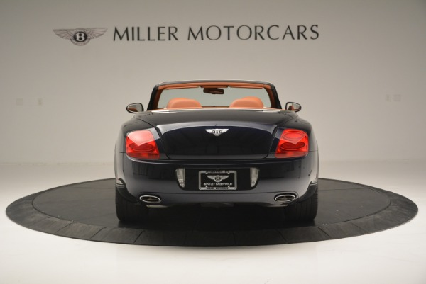 Used 2008 Bentley Continental GTC GT for sale Sold at Rolls-Royce Motor Cars Greenwich in Greenwich CT 06830 4
