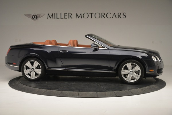 Used 2008 Bentley Continental GTC GT for sale Sold at Rolls-Royce Motor Cars Greenwich in Greenwich CT 06830 6