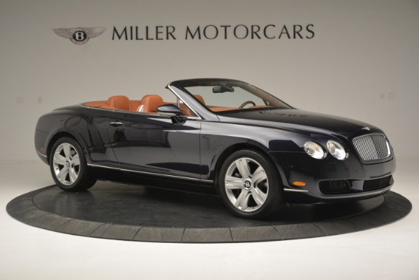 Used 2008 Bentley Continental GTC GT for sale Sold at Rolls-Royce Motor Cars Greenwich in Greenwich CT 06830 7