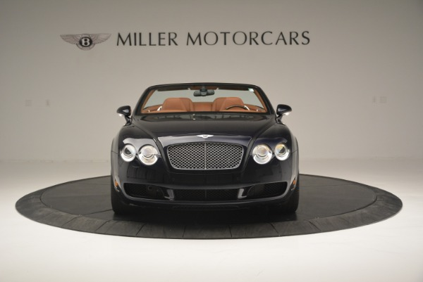 Used 2008 Bentley Continental GTC GT for sale Sold at Rolls-Royce Motor Cars Greenwich in Greenwich CT 06830 8