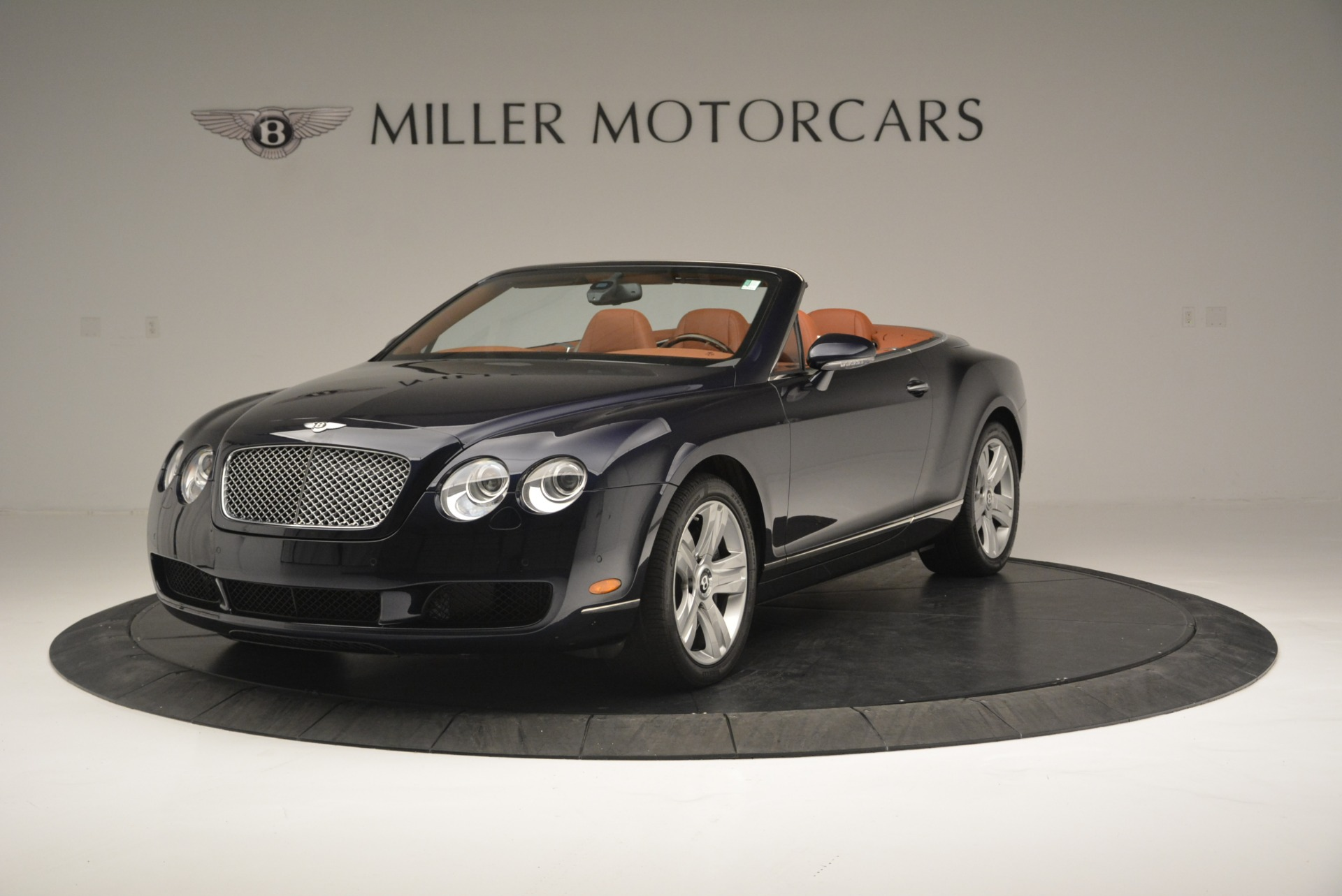 Used 2008 Bentley Continental GTC GT for sale Sold at Rolls-Royce Motor Cars Greenwich in Greenwich CT 06830 1