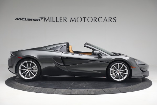 Used 2018 McLaren 570S Spider for sale Sold at Rolls-Royce Motor Cars Greenwich in Greenwich CT 06830 10