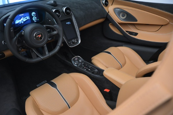 Used 2018 McLaren 570S Spider for sale Sold at Rolls-Royce Motor Cars Greenwich in Greenwich CT 06830 25