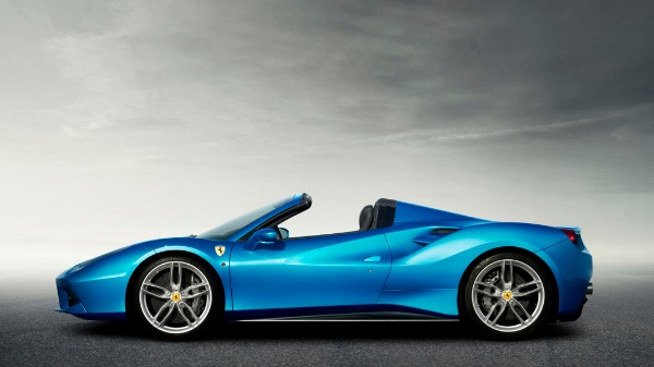 New 2019 Ferrari 488 Spider for sale Sold at Rolls-Royce Motor Cars Greenwich in Greenwich CT 06830 2