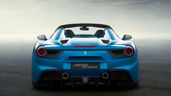 New 2019 Ferrari 488 Spider for sale Sold at Rolls-Royce Motor Cars Greenwich in Greenwich CT 06830 5