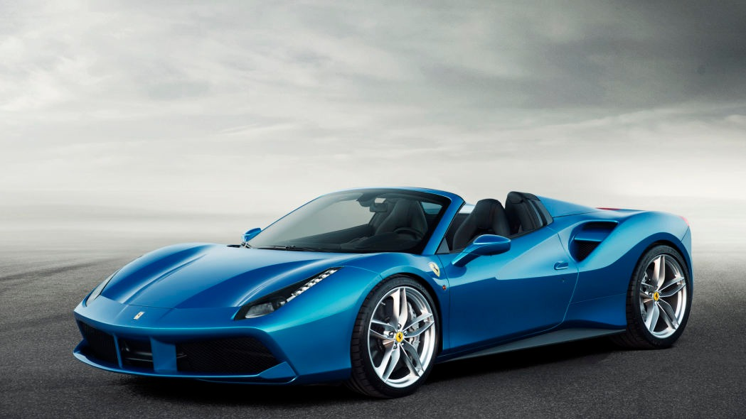 New 2019 Ferrari 488 Spider for sale Sold at Rolls-Royce Motor Cars Greenwich in Greenwich CT 06830 1