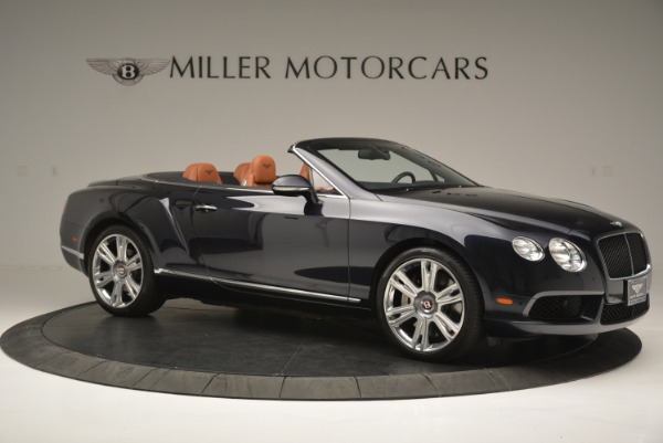 Used 2015 Bentley Continental GT V8 for sale Sold at Rolls-Royce Motor Cars Greenwich in Greenwich CT 06830 10