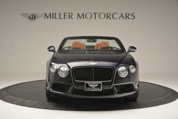 Used 2015 Bentley Continental GT V8 for sale Sold at Rolls-Royce Motor Cars Greenwich in Greenwich CT 06830 12