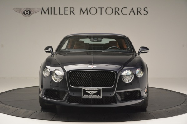 Used 2015 Bentley Continental GT V8 for sale Sold at Rolls-Royce Motor Cars Greenwich in Greenwich CT 06830 13
