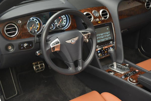 Used 2015 Bentley Continental GT V8 for sale Sold at Rolls-Royce Motor Cars Greenwich in Greenwich CT 06830 24