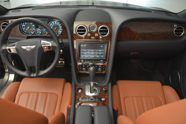 Used 2015 Bentley Continental GT V8 for sale Sold at Rolls-Royce Motor Cars Greenwich in Greenwich CT 06830 26
